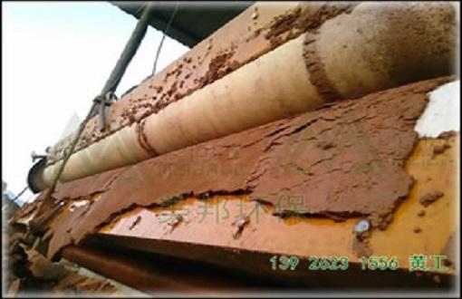 云南重晶石尾矿泥浆脱水处理设备案例