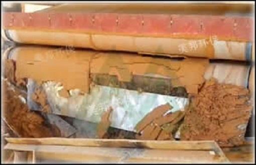 高岭土陶瓷原料及抛光废水泥浆脱水处理设备案例